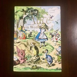 "Illustrated Junior Classics ""Alice In Wonderland"""